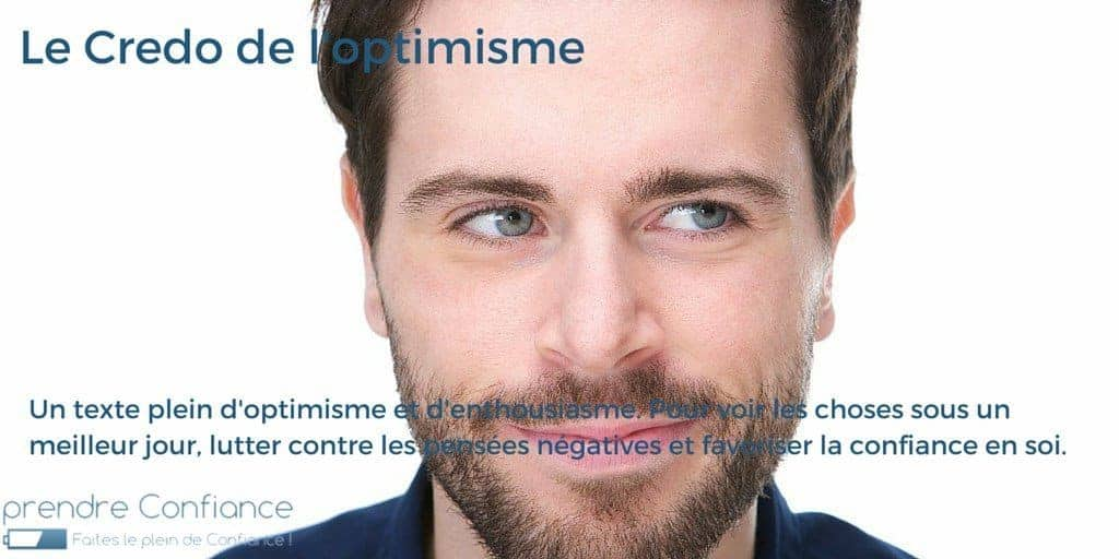 credo-optimiste-favorise-confiance-en-soi