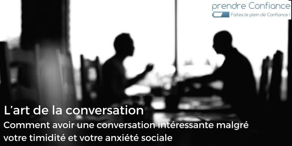savoir converser